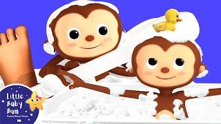Bath Song | Nursery Rhymes | Original Song by LittleBabyBum!