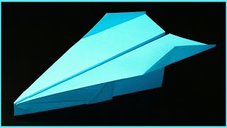 getlinkyoutube.com-Paper Airplanes - How to make a Paper Airplane that FLIES 10000 FEET | Fenix