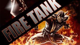 DCUO: Best Fire Tank L/O & Spec [2016]