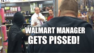 getlinkyoutube.com-Grims Toy Show ep 1105: FIGHT at Walmart! WWE Wrestling Figure Aisle Shopping ACTION!