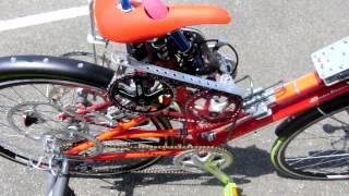 getlinkyoutube.com-[改造自転車] アクメ自転車を作ってみた。性能は従来機の3倍![Dildo Bike! The Fun Bike For Only Women!]]