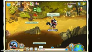 getlinkyoutube.com-Animal Jam  Arctic Wolf code + other code!