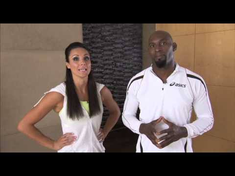 15 Minute Fast Fitness DVD Promo By Jenny Pacey and Wayne Gordon