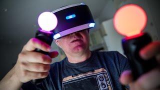 getlinkyoutube.com-Tested: PlayStation VR Review