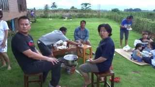 getlinkyoutube.com-ต้มไก่เลี้ยงผีวิถีชาวบ้านเชียงของ