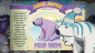 Animal Jam: POLAR BEARSSS ❄