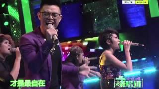 getlinkyoutube.com-麦克疯MICappella sings 最炫民族风(凤凰传奇) on The Sing-Off 唱在一起
