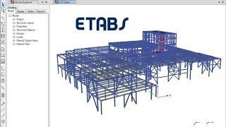 getlinkyoutube.com-ETABS - 04 Drawing Tools: Watch & Learn