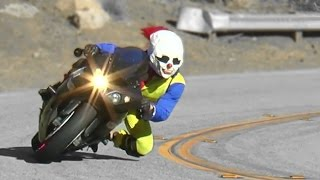 getlinkyoutube.com-Mulholland Riders 2/2016 - 2 Strokes, Groms, Crashes, Clown
