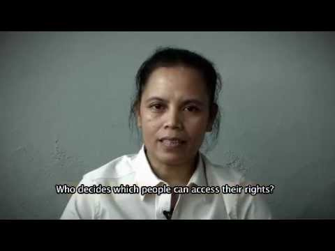EMPOWERMENT for People with Disability in Timor-Leste