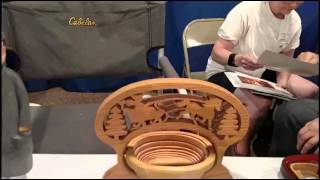 getlinkyoutube.com-Midwest Scroll Saw and Woodworking Trade Show 2015