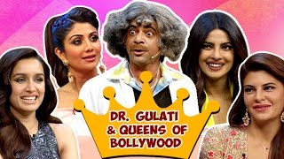 getlinkyoutube.com-Dr. Gulati and Bollywood Queens |  Best Indian Comedy | The Kapil Sharma Show