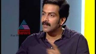 """Prithviraj Interview by TN Gopakumar"" - On Record Sep 04, Part 1"