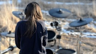 getlinkyoutube.com-Alan Walker - Faded - Drum Cover | By TheKays