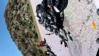 getlinkyoutube.com-Glendora Ridge Road motorcycle accident