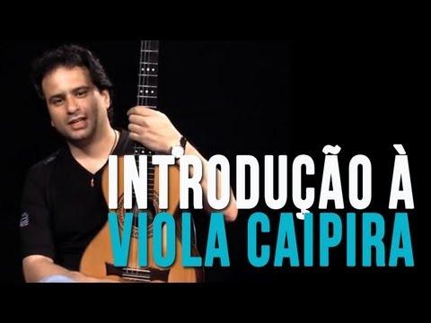 Introdução à Viola Caipira