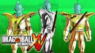 getlinkyoutube.com-Dragon Ball Xenoverse ENGLISH - Crystal and Gold Battle Suit