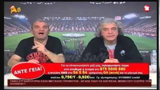getlinkyoutube.com-τσουκαλας- αλβανος απο κατω πατησια τηλεφωνει και παιρνει....
