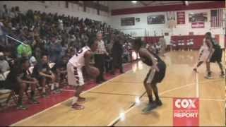 getlinkyoutube.com-Cox 11 Sports Report - Kellam @ Landstown & Kecoughtan @ Hampton