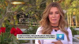 getlinkyoutube.com-Elizabeth Gutierrez no utiliza a sus hijos para retener a William Levy