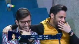getlinkyoutube.com-مدام ميري وضحكة علي الفيصل ههههه _ستار اكاديمي 11