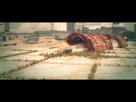 DiRT3-JOYRIDE-DC COMPOUND-3-GYMKHANA HUGE DRIFT -qikmQH8HFQo
