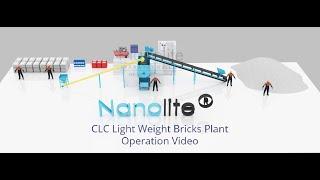 getlinkyoutube.com-+919885155995 Nanolite CLC Light Weight Bricks & Blocks / Foam Concrete Production Process
