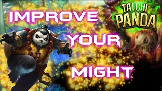 getlinkyoutube.com-Taichi Panda - Character overview │ Tips on how to raise might