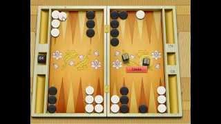 getlinkyoutube.com-Backgammon  tricks
