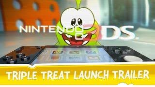 getlinkyoutube.com-NEW! Cut the Rope: Triple Treat Launch Trailer