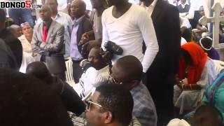 Video ya mazishi ya msanii na director wa filamu Adam Philip Kuambiana