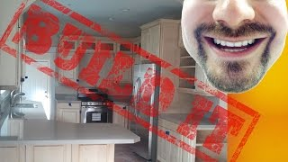 getlinkyoutube.com-How to Build and Install Kitchen Cabinets (28 From Scratch)