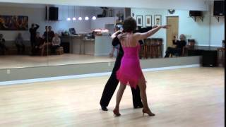Judy and Michael Rumba June 2015