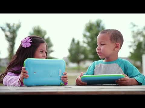 LeapFrog LeapPad Ultimate Bundle Kids Safe Learning Tablet - Pink