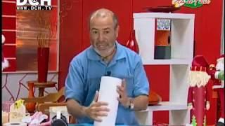 getlinkyoutube.com-Caja navideña porta botellas