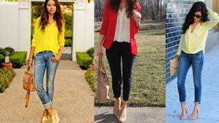 getlinkyoutube.com-Aprende a Combinar Tu Ropa Para Estar a la Moda 2015