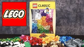 LEGO Classic Large Creative Box from LEGO