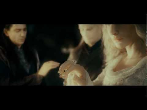 LOTR The Fellowship of the Ring - Extended Edition - The Prologue: One Ring to Rule Them All... Pt 1 -qj139dE7tFI