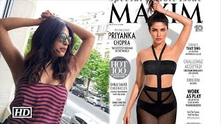 Priyanka Chopra's perfect reply to the Armpit Controvery | Must Watch