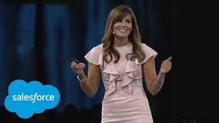 getlinkyoutube.com-Salesforce Einstein Keynote: AI for Everyone