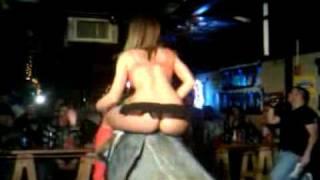 getlinkyoutube.com-Boise Sexy Bikini Bull Riding