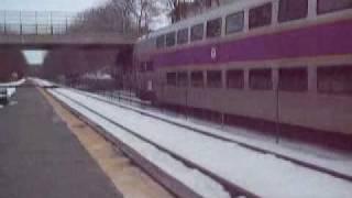 getlinkyoutube.com-Natick Railfanning on 1/24/10