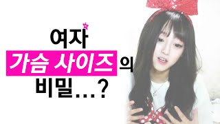 getlinkyoutube.com-[철구] 지혜가 말하는 여자 가슴 사이즈의 비밀..? :: Talk Show