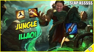 getlinkyoutube.com-✔ SLAP ASS Void Illaoi Jungle - PBE Live Commentary | League of Legends
