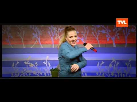 Singing At Studiotvl Ukrainian Ladies