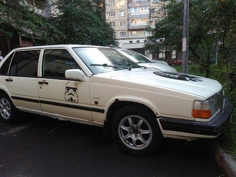 #13Garage_Spb: Volvo 940.Часть третья. Ребилд передних стоек и дикий кастом с чашками!