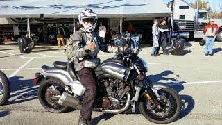 getlinkyoutube.com-HadesOmega Rides the Yamaha VMAX