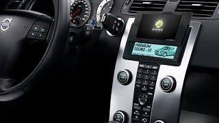 getlinkyoutube.com-Volvo ANDROID Headunit S40 V50 C30 C70 head unit