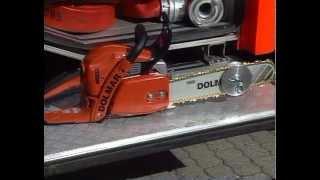 getlinkyoutube.com-Αλυσοπρίονο διάσωσης RescueCut της Dolmar