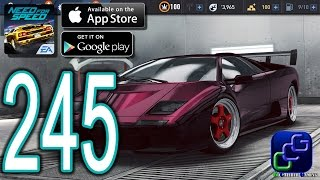 getlinkyoutube.com-NEED FOR SPEED No Limits Android iOS Walkthrough - Part 245 - Car Series Speed Demon Chapter 1-2